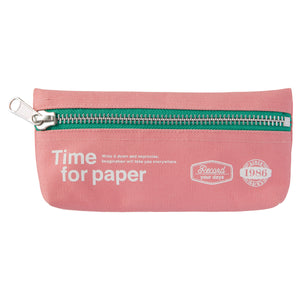 Time for Paper / Pen Case / Light Pink