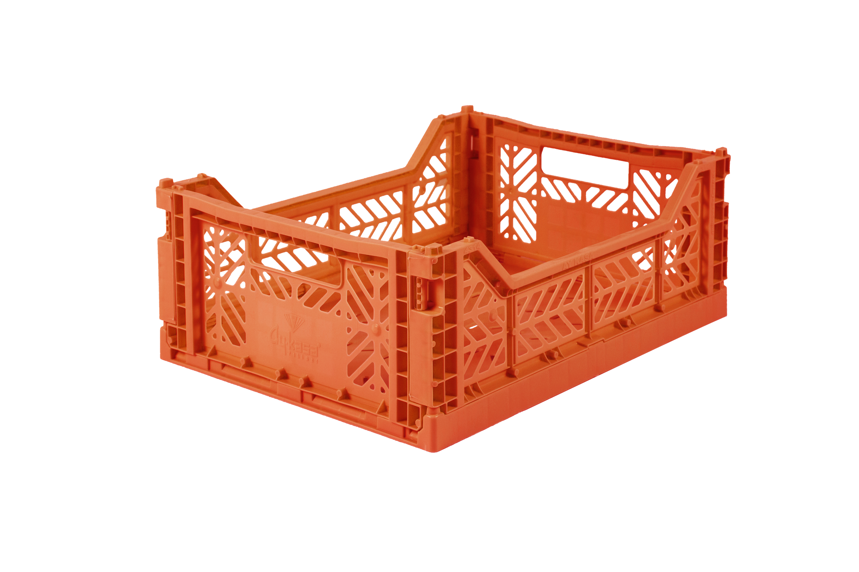 Aykasa Folding Crate Midi / Orange