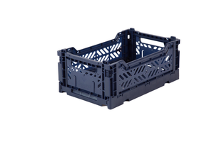Aykasa Folding Crate Mini / Navy