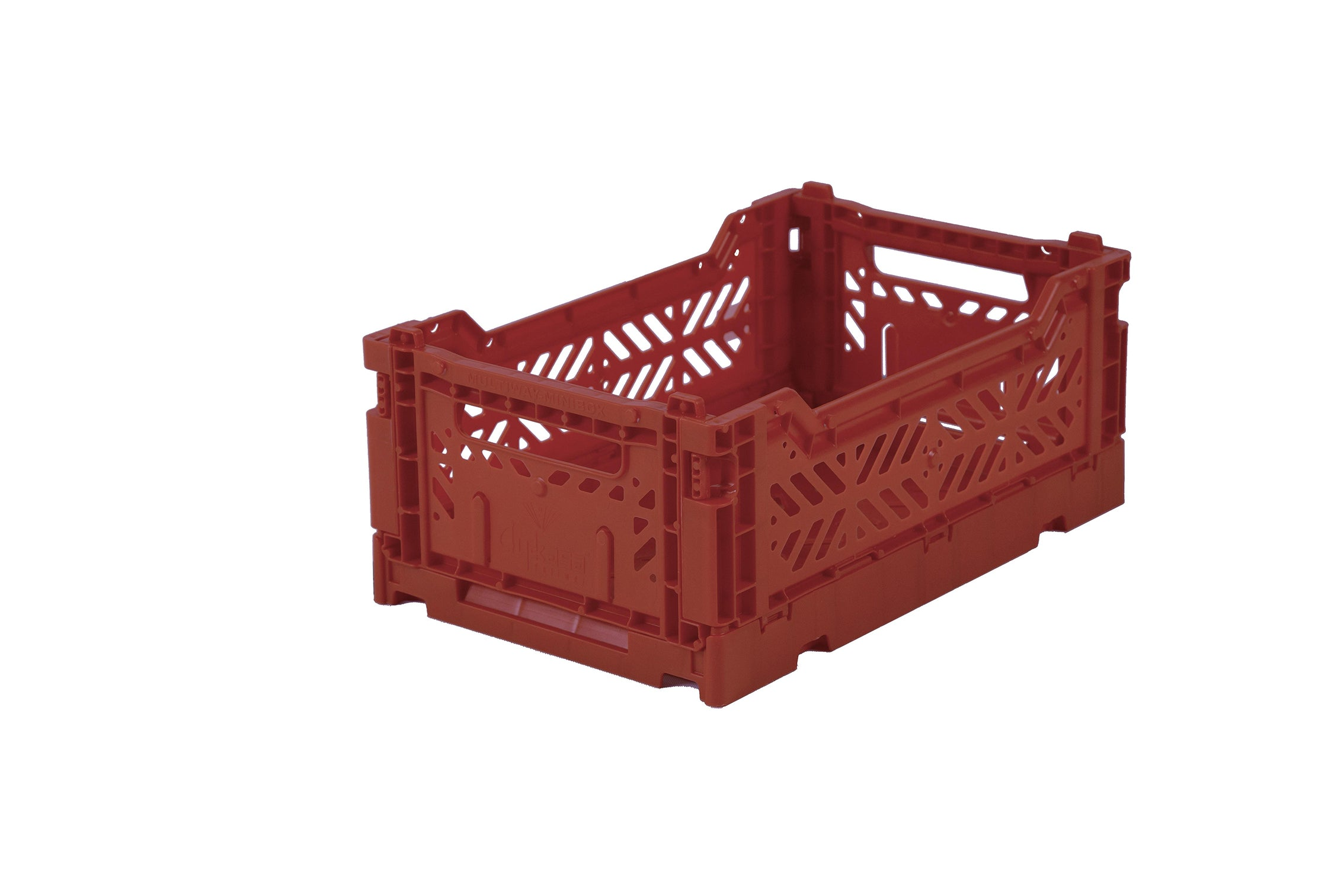 Aykasa Folding Crate Mini / Tile Red