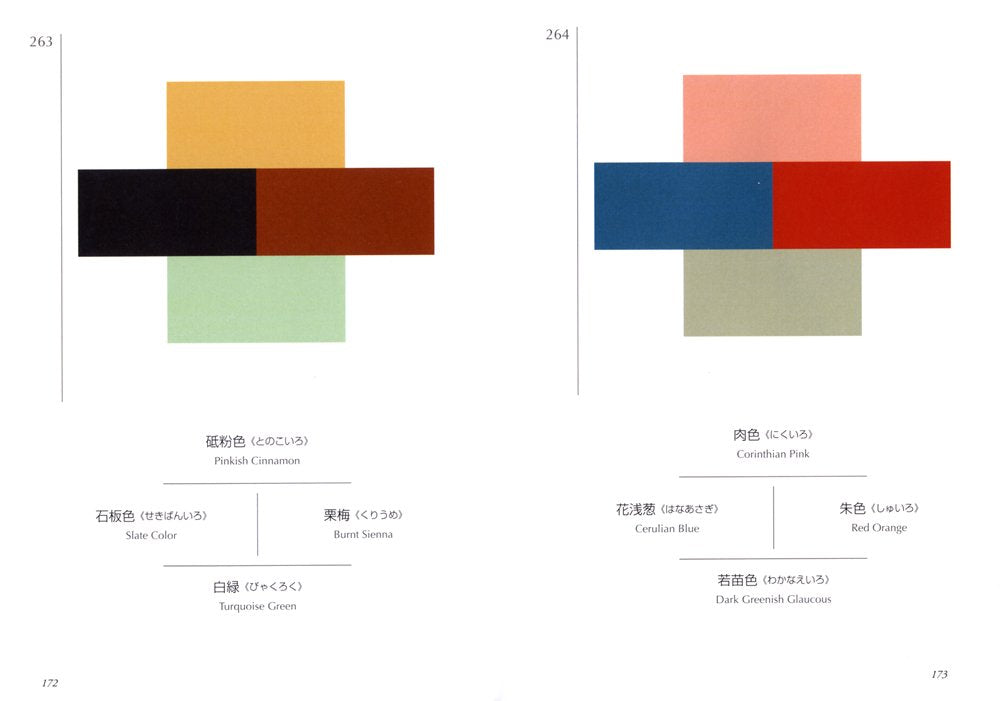 Sanzo Wada // A Dictionary of Color Combinations