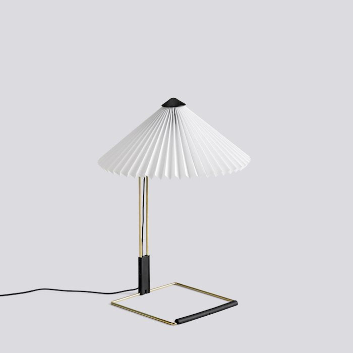 Hay //  Matin Lamp // Small White