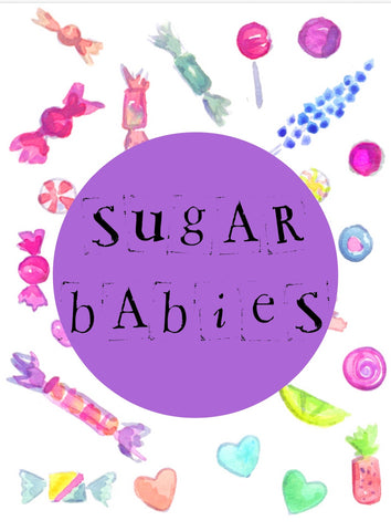 Sugar Babies Collection. Sweet convention wear and  dancewear for little dancers.