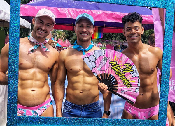 Sydney Mardi Gras Fair Day