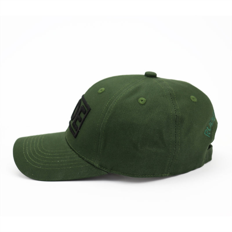 Khaki Green Rude Cap - Rude Rainbow Gay Party Summer