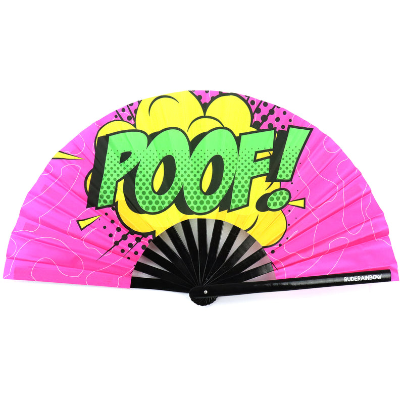 Poof UV Party Fan