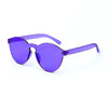 Jelly Sunglasses - Purple