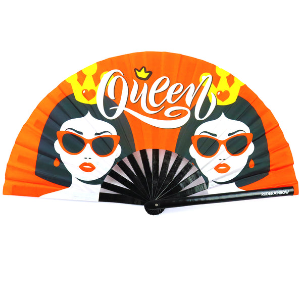 Queen UV Party Fan