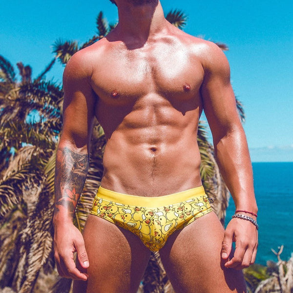 Sea of Rubber Ducks Swim Brief