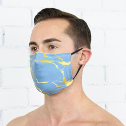 Marble Lux Reusable PM2.5 Face Mask