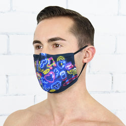 Neon Reusable PM2.5 Face Mask