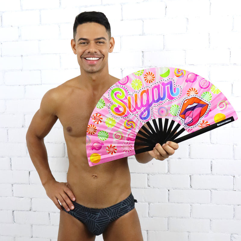 Sugar UV Party Fan
