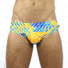 Tropical Sunset Swim Brief
