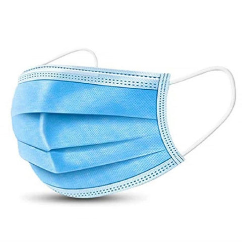 Disposable Medical Face Mask - IIR - Pack of 10