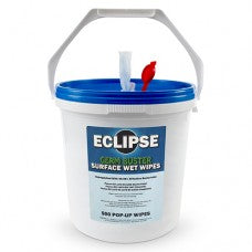 Eclipse Germ Buster Surface Wipes - 500pk