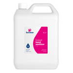 Suresan 70% Hand Sanitiser Gel, 5L - Case of 4