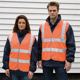 Core Safety Hi-Vis Vest