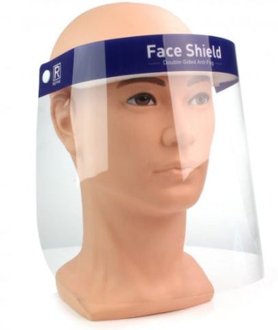 Face Shield Visor - Pack of 5