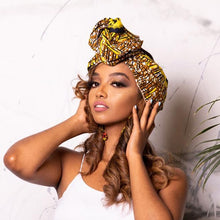 Load image into Gallery viewer, Shile Headwrap | Shop Ekete