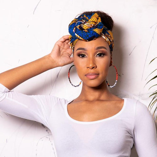 Bikiya Headwrap | Shop Ekete