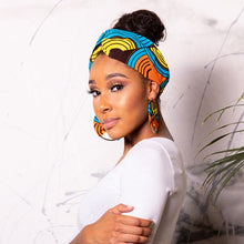 Load image into Gallery viewer, Chinwe Turban Headband