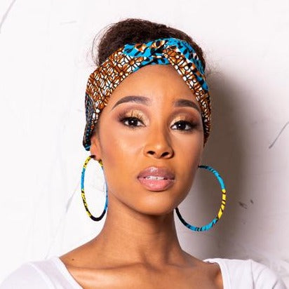 Emalohi Hoop Earrings | Shop Ekete