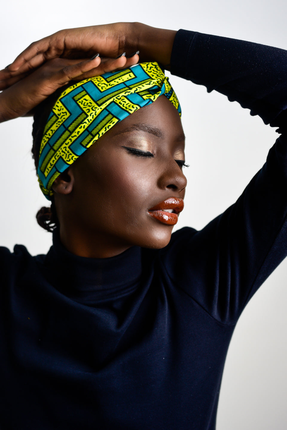 Inem Turban Headband | Shop Ekete