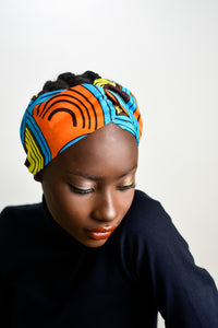 Chinwe Turban Headband