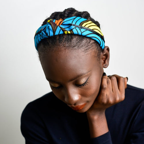 Chinwe Knot Headband | Shop Ekete
