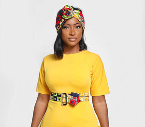 Lolu Belt | Shop Ekete