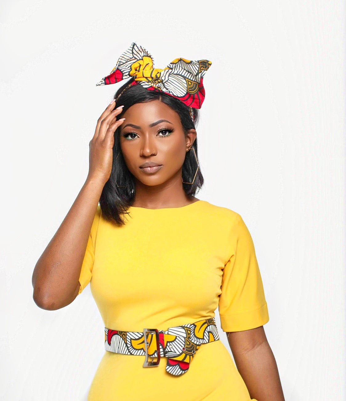 Kosi Wired Turban