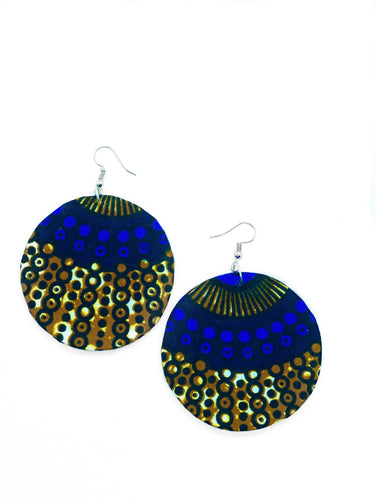 Gugu Drop Earrings 2