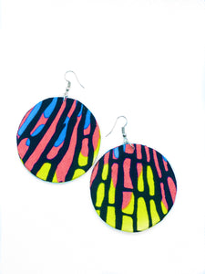 Gugu Drop Earrings 2 | Shop Ekete