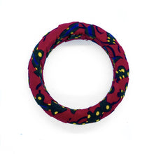 Load image into Gallery viewer, Handmade African Print bangles, the perfect arm candy.