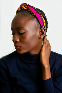 Deji Knot Headband | Shop Ekete