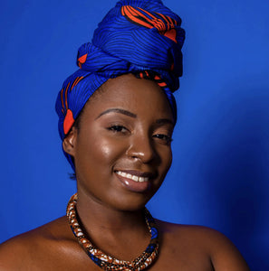 Amara Headwrap | Shop Ekete