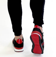 MONO RUNNER-MONO-BLACK/RED - Ed Hardy Official