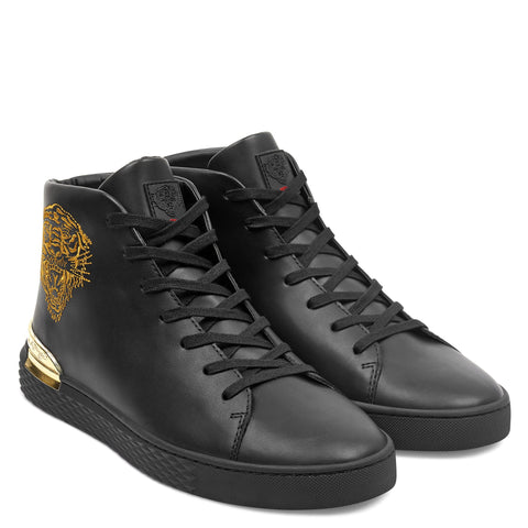 BEAST HIGH TOP-BLACK/GOLD