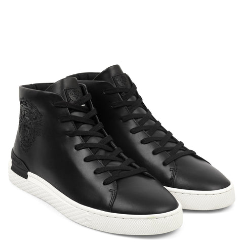 BEAST HIGH TOP-BLACK/WHITE