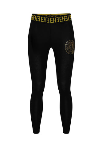 BIG-TOUR LEGGING - BLACK