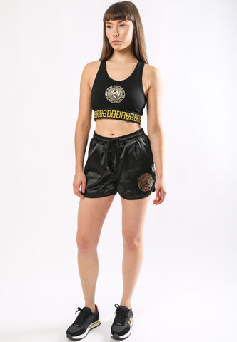BIG-TOUR RUNNER SHORT - BLACK