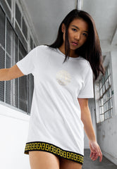 BIG-TOUR T-SHIRT LADIES - WHITE
