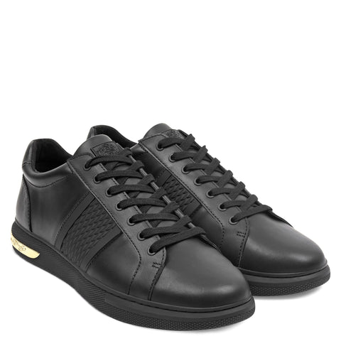 BLADE LOW TOP - BLACK/GOLD