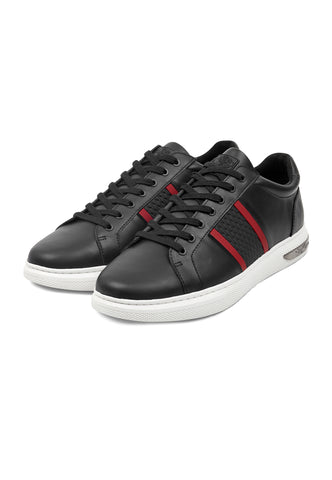 BLADE LOW TOP - BLACK/GUNMETAL