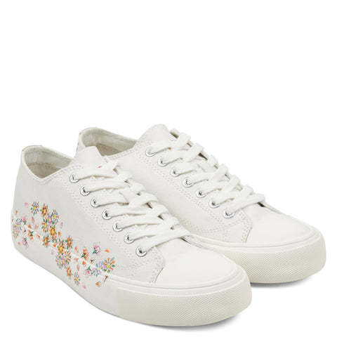 BLOSSOM LOW TOP - WHITE