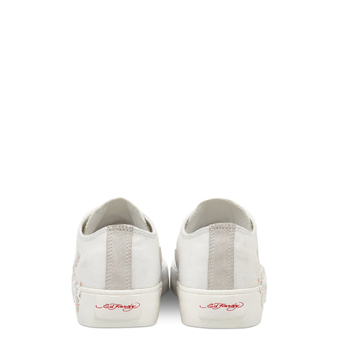 BLOSSOM LOW TOP - WHITE - Image 2