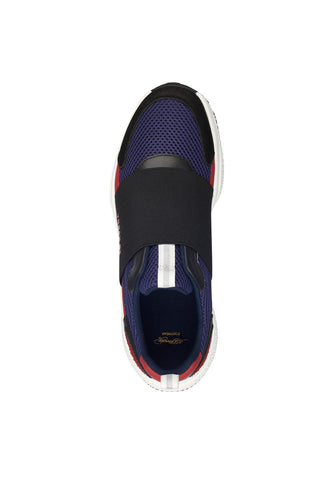 COVERED RUNNER-BLACK/RED/NAVY - Image 2