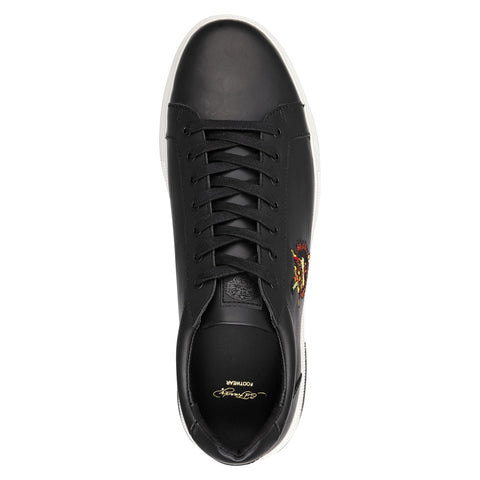 DAGGER LOW TOP - BLACK - Image 2