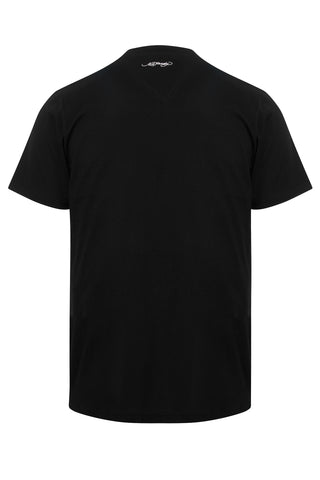 DRAG HEAD T SHIRT-BLACK - Image 2