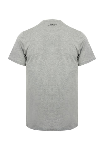 DRAG HEAD T SHIRT-GREY MARLE - Image 2